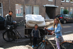 Moving House By Cargo Bike