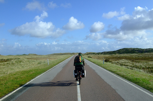 Road to Hanstholm by ebygomm, on Flickr