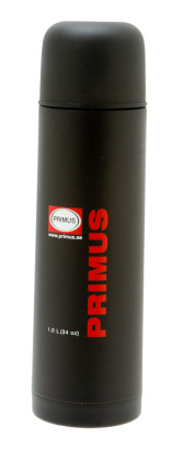 A Thermos: Crucial for winter bike touring