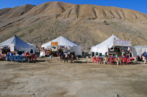 Parachute Tent Camp