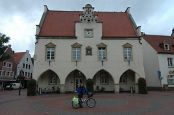 Haltern's Town Hall, from the 1600s