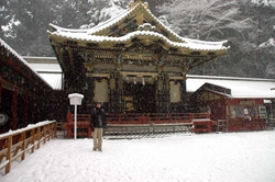 Snowy Temples