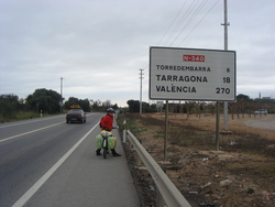 Getting closer to Valencia
