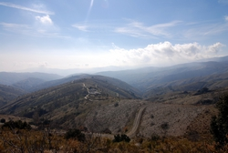 On top of the world in the Alpujarras