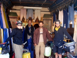 a group photo in Zagora